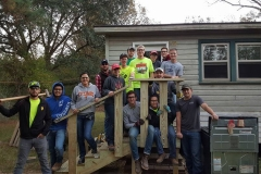 Fall Break 16 Deck Build