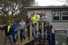 Fall Break 16 Deck Build