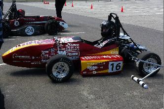 2013 Formula car